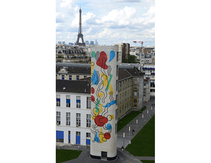 Keith Haring - Tower (Tour)